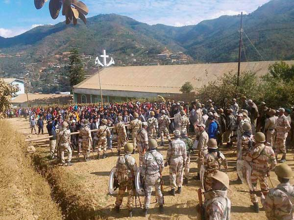 UNC will support Naga Peoples' Front in Manipur election