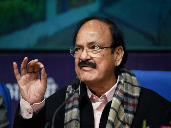 Venkaiah Naidu wants US to openly condemn killing of Indian