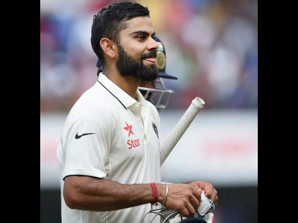 Virat Kohli couldn't control his laughter over Mushfiqur Rahim's bizarre DRS call