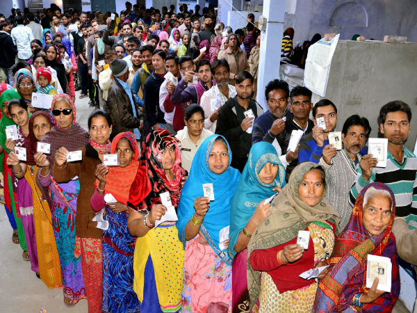 UP Election 2017 LIVE: About 52.90% votes polled till 3 pm