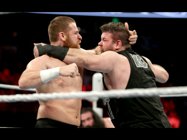 WWE Rumour: Sami Zayn-Kevin Owens championship feud will continue in house shows