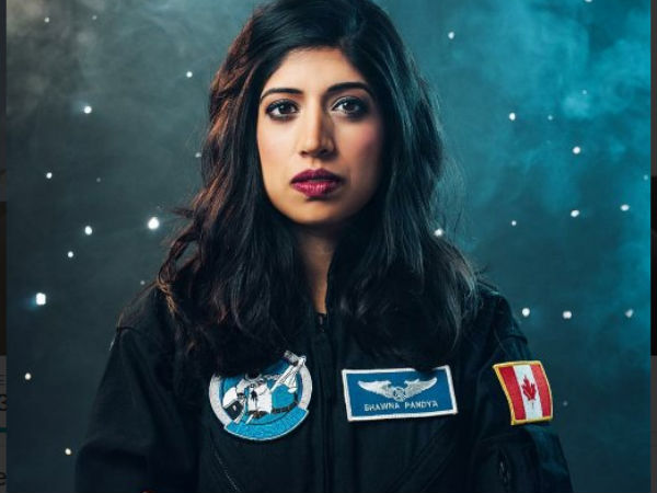 Shawna Pandya 'Not' Joining league Of Kalpana Chawla, Confirms On Facebook