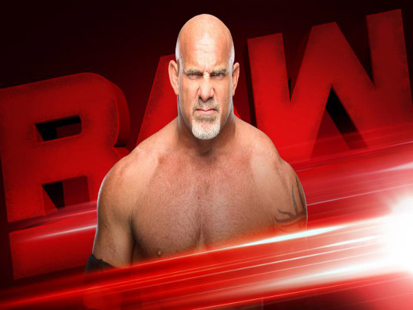 Goldberg (Image courtesy: wwe.com)
