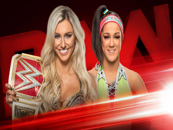 Charlotte Flair (left) and Bayley (Image courtesy: wwe.com)