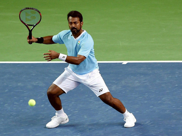 File photo: Leander Paes