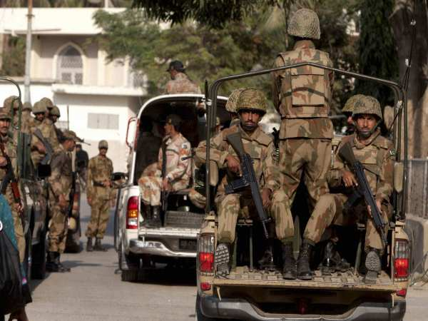 Pak: Afghan Consulate attacked, 1 killed