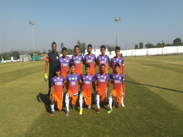 FC Pune City U-18 team