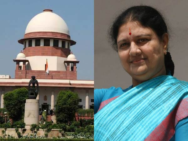 Give me time have personal work, Sasi to tell SC before surrendering