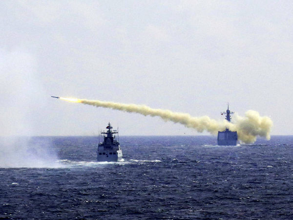 US carrier group patrols in South China Sea - US navy