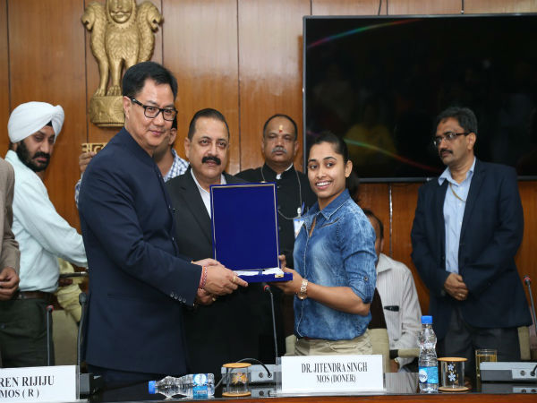 Dipa Karmakar is a role model for India