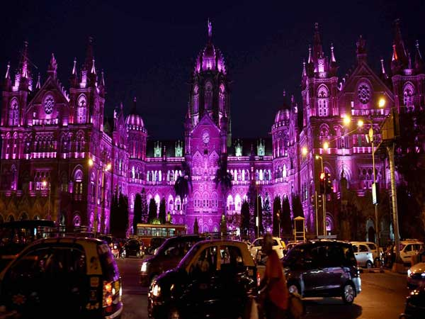 CST glows in Pink on Women's Day