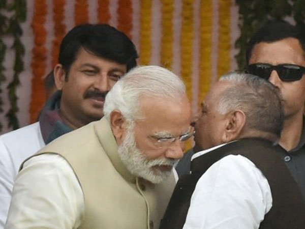Modi was all ears for Mulayam