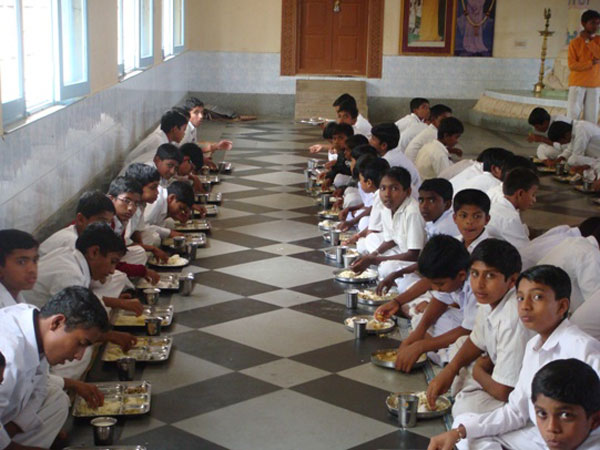 For midday meal scheme