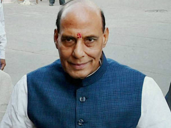 BJP does not discriminate on caste, religion, says Rajnath Singh