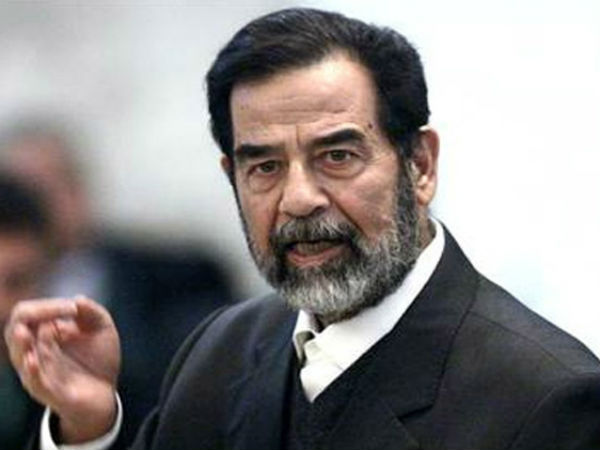Even after 10 years, Saddam Hussein unable to find a job