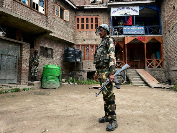 Kashmir election bigger challenge for security forces