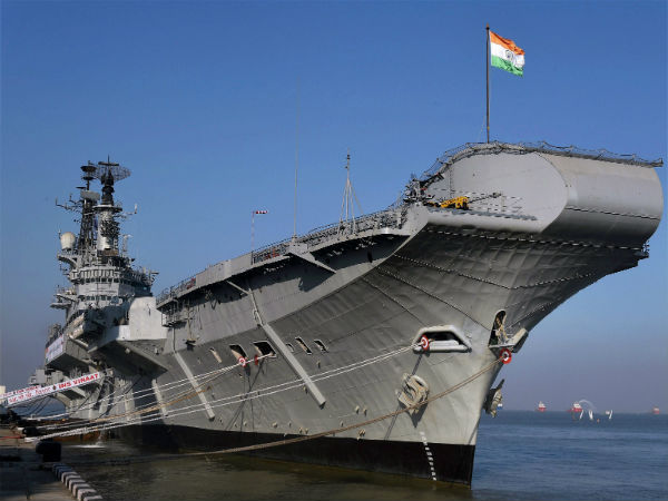 Centre declined Andhra offer to turn INS Viraat into hotel