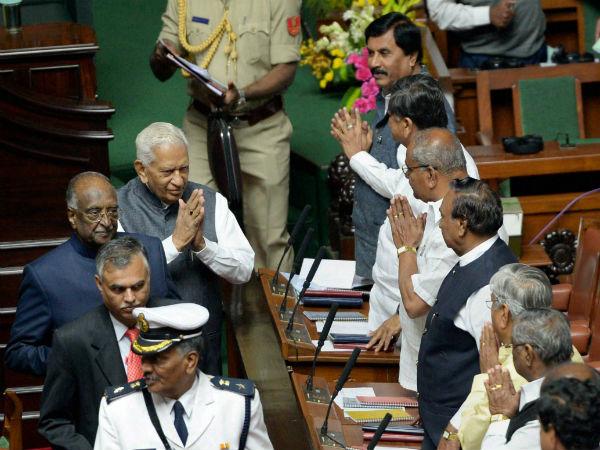Karnataka ministers'absence irk BJP MLAs