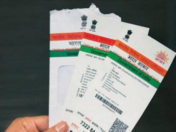No Aadhaar, No SIM card?