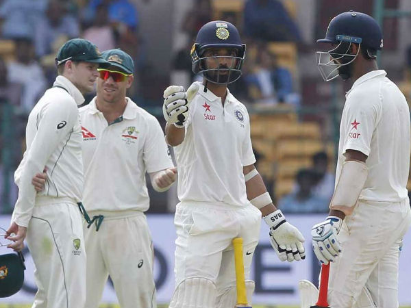 India Vs Australia, 2nd Test: India fight back to hold 126-run lead on Day 3