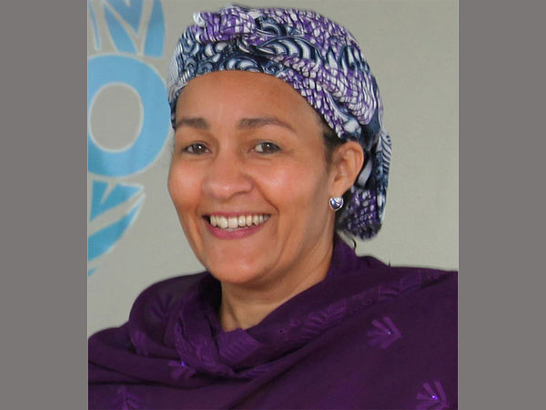 File photo of Amina Mohammed. Image courtesy: Wikimedia Commons. Image by United Nations Industrial Development Organisation.