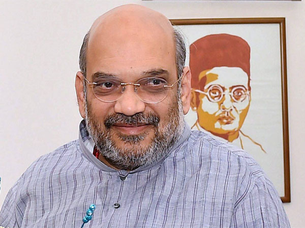 BJP's win in MCD should root out AAP: Amit Shah at Ramlila Maidan