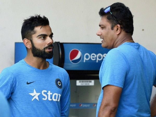 Australian newspaper accuses Virat Kohli and Anil Kumble of misbehaving with Oz official, umpires