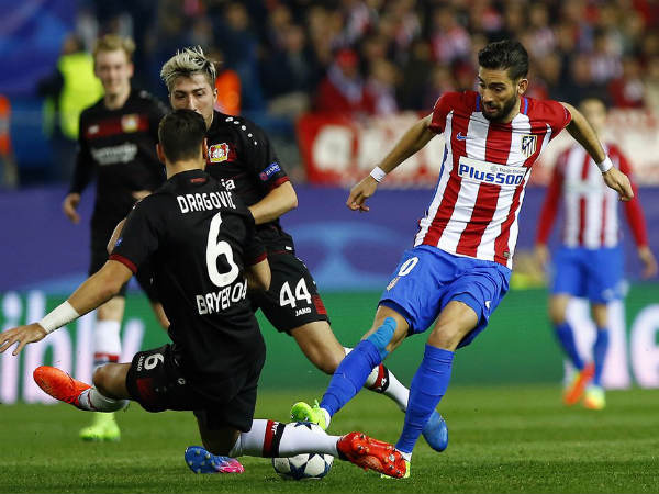 UCL: Jan Oblak stars in stalemate against Leverkusen as Atletico Madrid progress