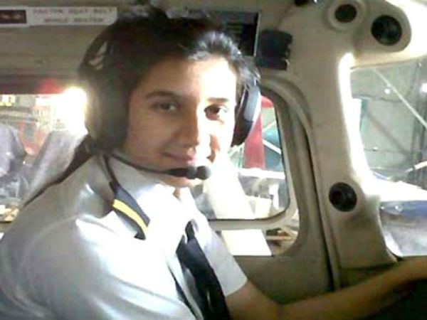 This young, brave Muslim woman from Kashmir 'flies' to create records