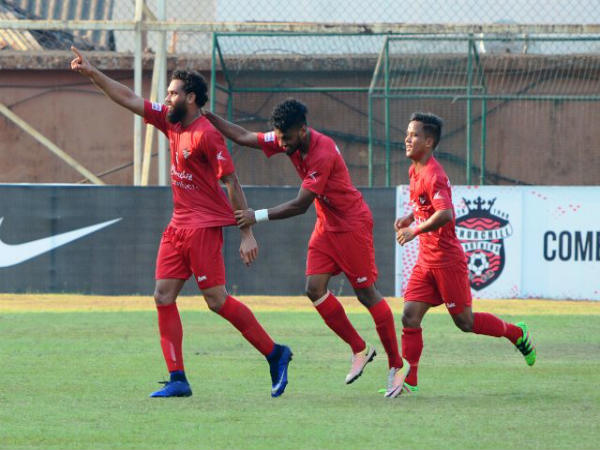 I-League: Lajong hold Churchill Brothers to goalless draw