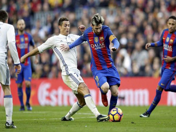 La Liga's Real Madrid vs Barcelona El Clasico on April 23