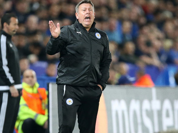 Leicester City manager Craig Shakespeare eyes Champions League surprise