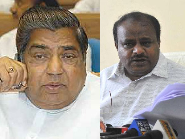 Supreme court orders probe against Dharam Singh and H D Kumaraswamy, relief for S M Krishna