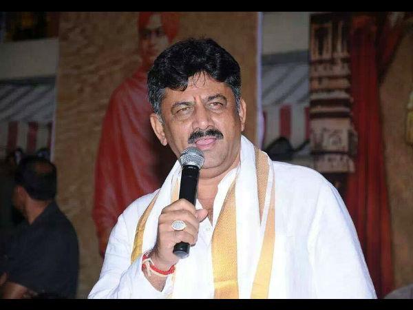 Congress High Command's 'trusted Shepherd' Karnataka minister D K Shivakumar