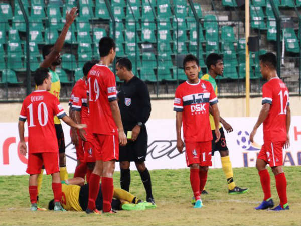 AIFF will look into DSK Shivajians' payment issues