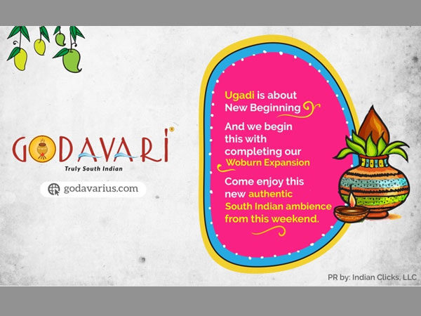 """GODAVARI Celebrates Ugadi with Expansion"""