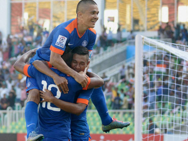 Indian football team struggle to beat minnows Cambodia 3-2