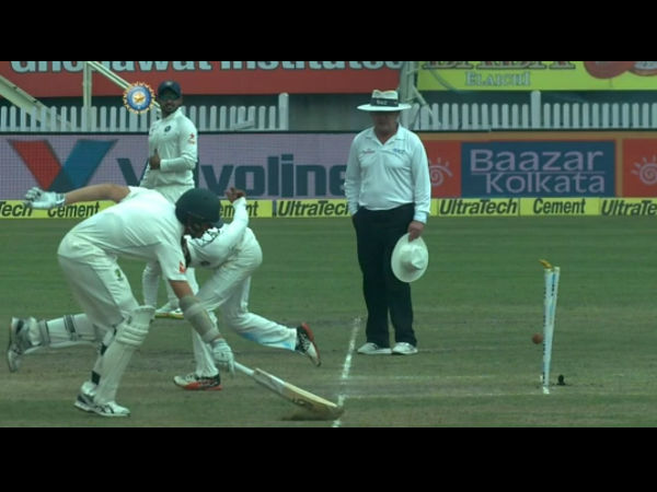 Watch Video: Ravindra Jadeja does a MS Dhoni as he effects brilliant Run Out