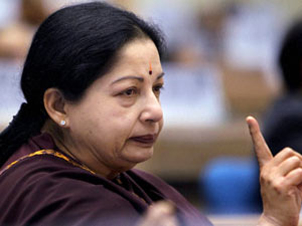 AIADMK MPs raise slogans in LS