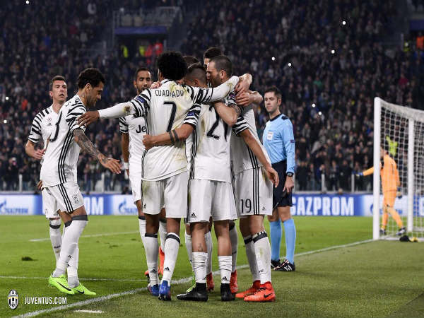 UCL: Juventus advance to quarter-final with win over FC Porto