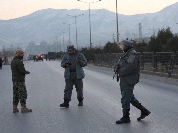 Gunmen attack military hospital in Afghan capital