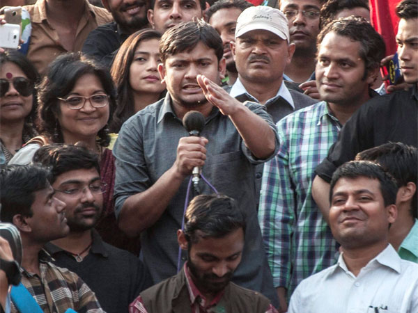After coalition snub, Kanhaiya Kumar to contest from Begusarai on CPI ticket