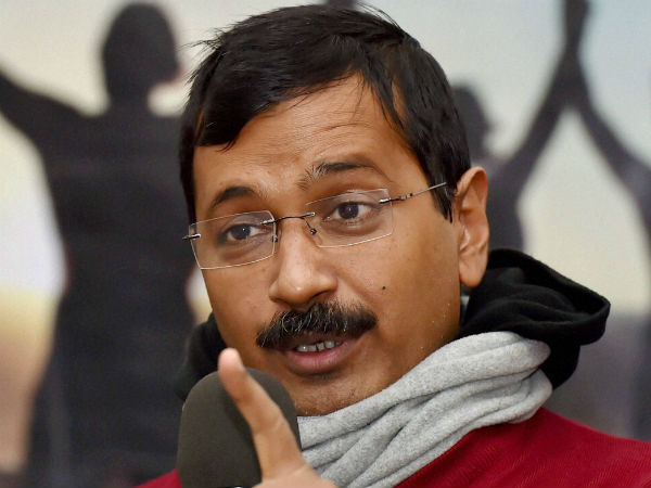 Kejriwal a supporter of terrorists, alleges BJP