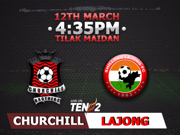 Preview: I-League - Mid-table supremacy looms as Lajong face Churchill Brothers