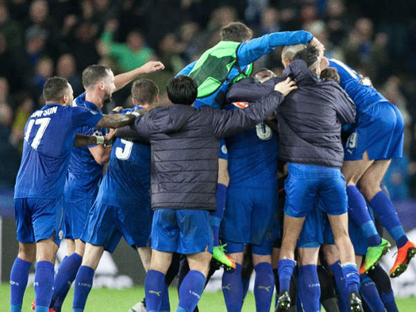 UCL: Leicester City beat Sevilla 3-2 on aggregate to qualify for quarter-final