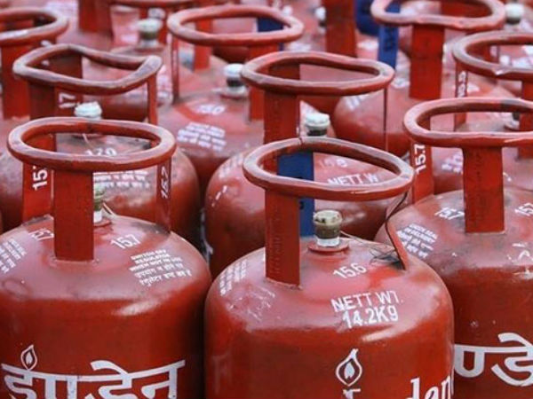Non-subsidised LPG cylinder prices up by Rs.86