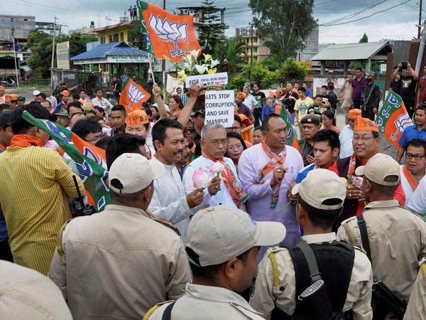 How the late night drama in Manipur got BJP the numbers