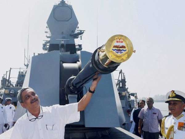Goa wapsi for Manohar Parrikar
