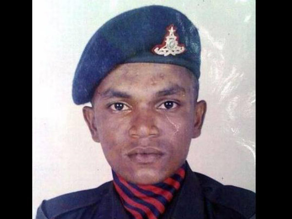 None responsible for my death, Jawan wrote in diary