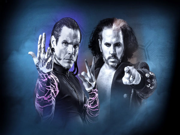 The Hardys Weren't the Only WWE Legends Joining Ring of Honor